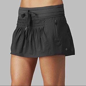 """LULULEMON// """"Run Revitalize"""" Running Yoga Skirt"""